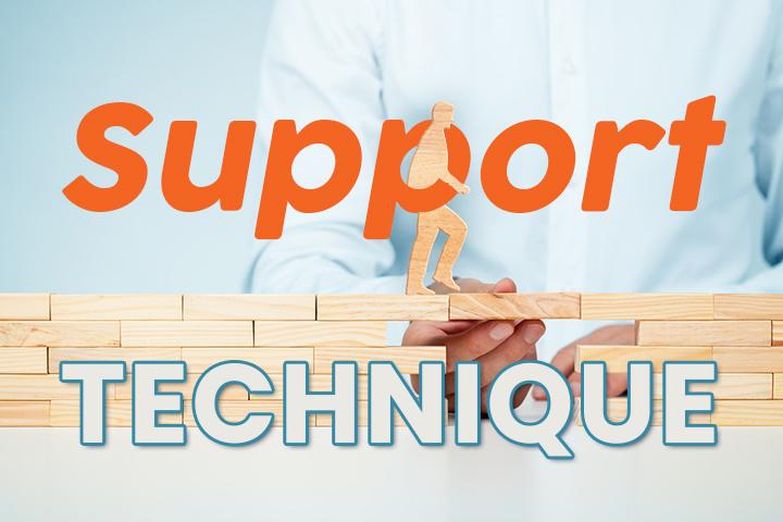 Support technique informatique