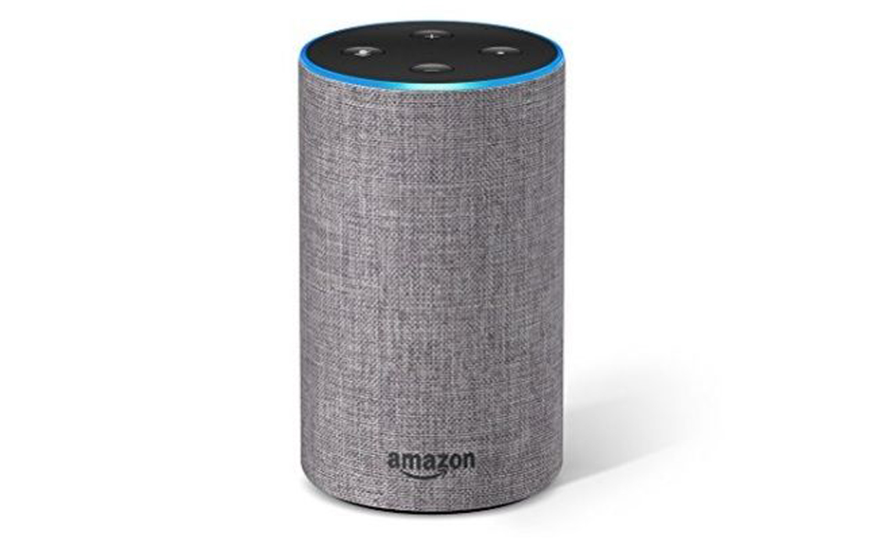 Appareil Amazone doté d'intelligence artificielle Alexa