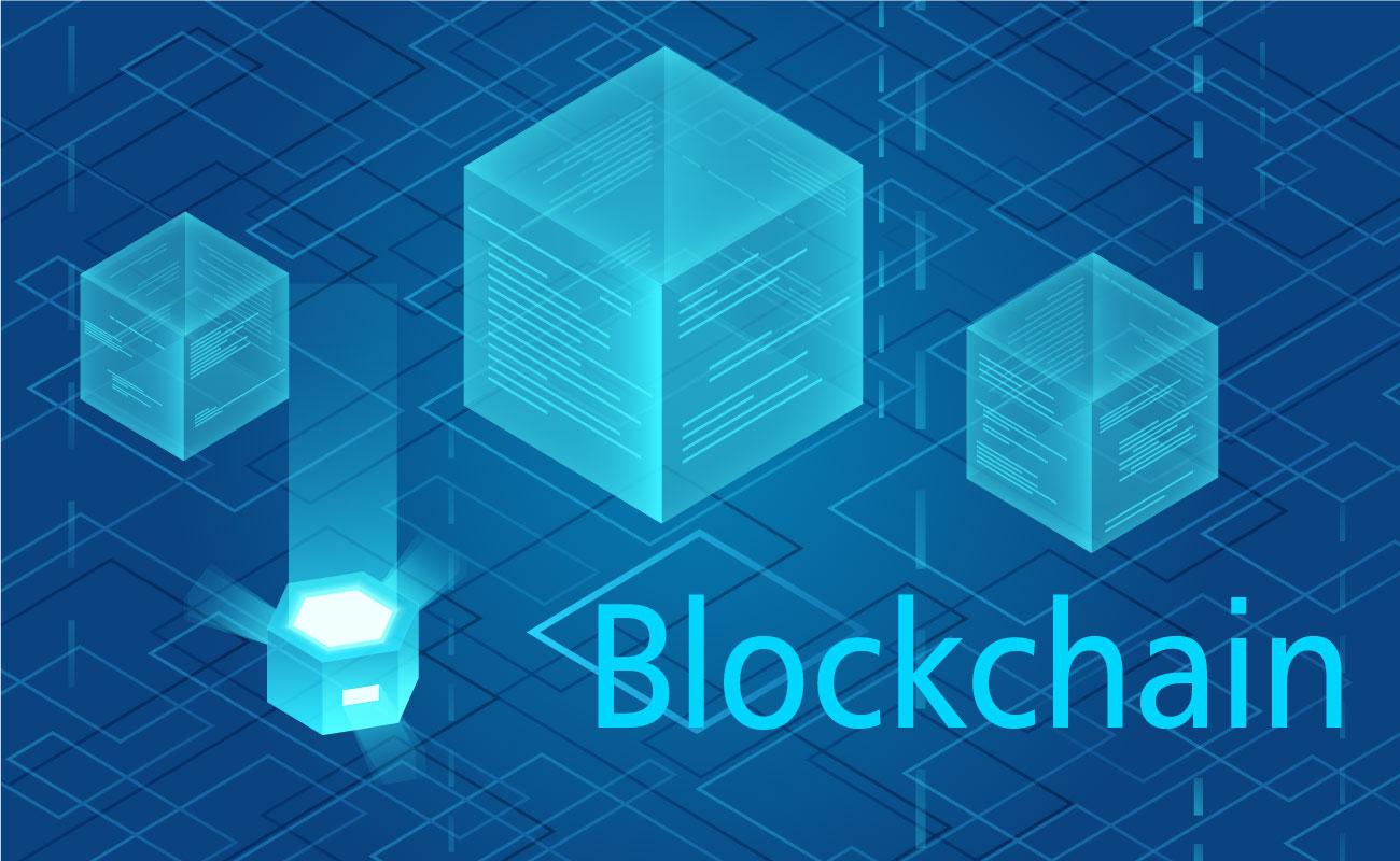Schéma explicatif de la block chaîne