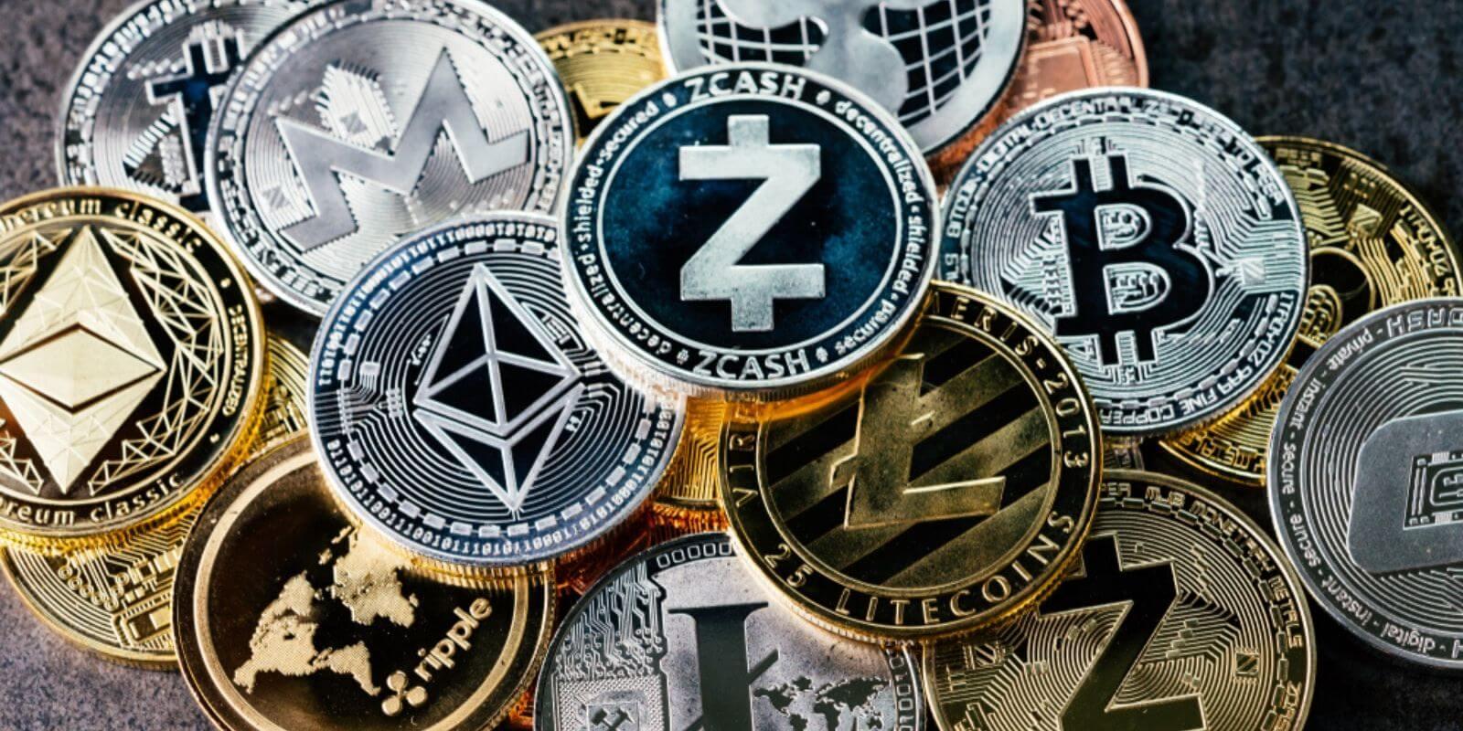 Les crypto monnaies les plus répandues